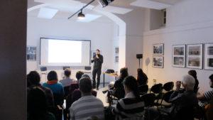 Marek Smrek z Transparency International Slovensko